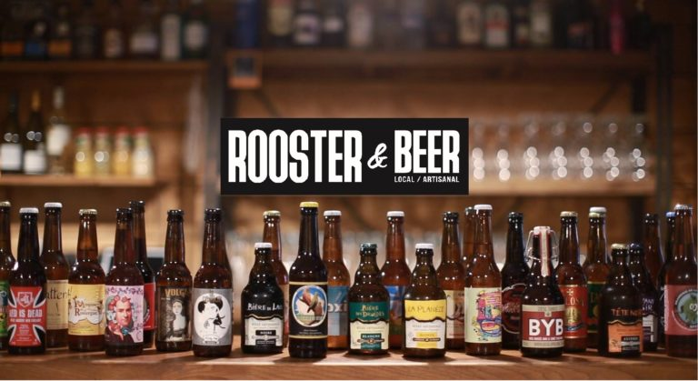 Bouteille Rooster & Beer