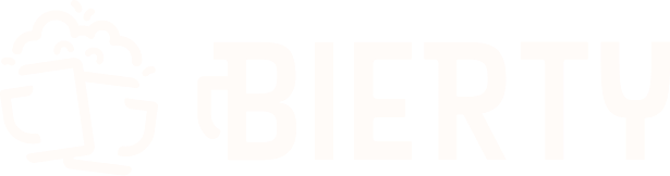 Logo Bierty blanc