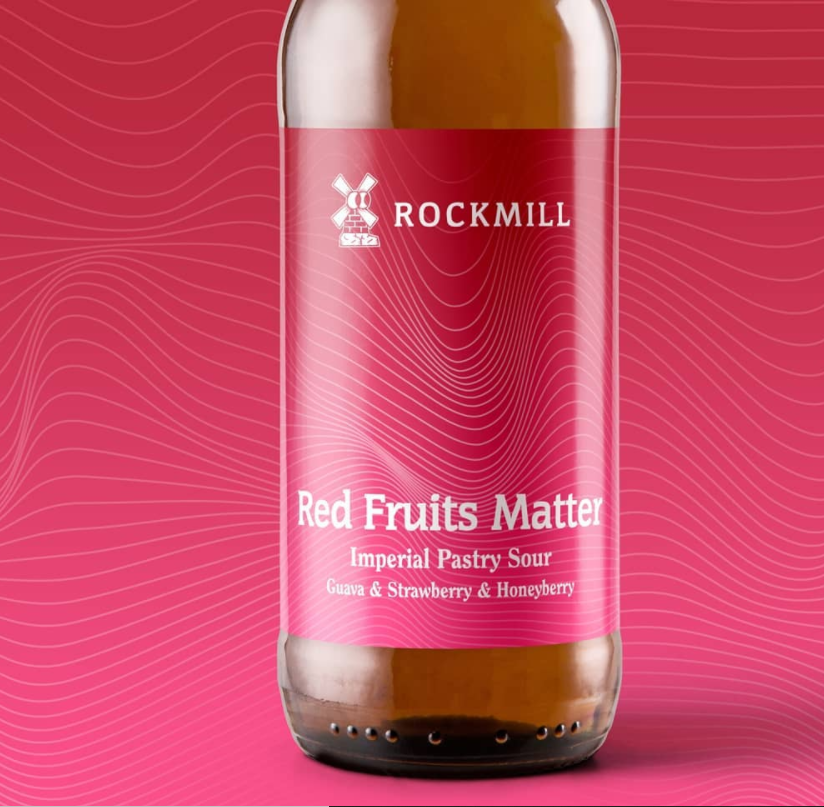 Bouteille Rockmill Red Fruits Matter