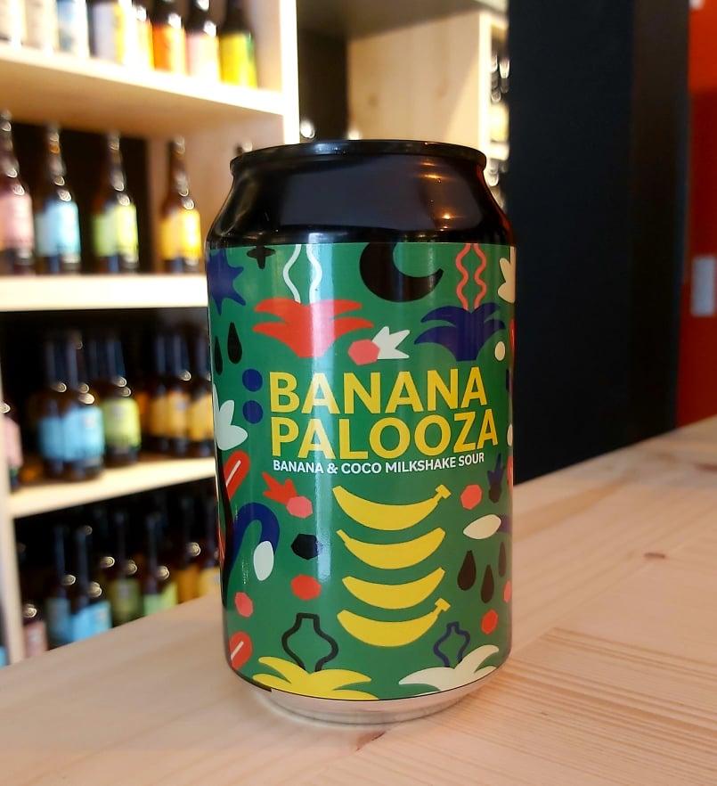 Canette de Banana Palooza par Ice breaker brewing
