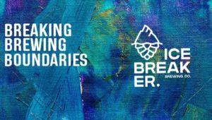 Bandeau avec logo icebreaker