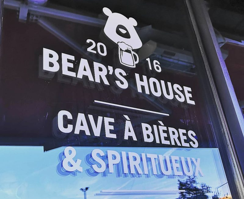 Entrée Bears House