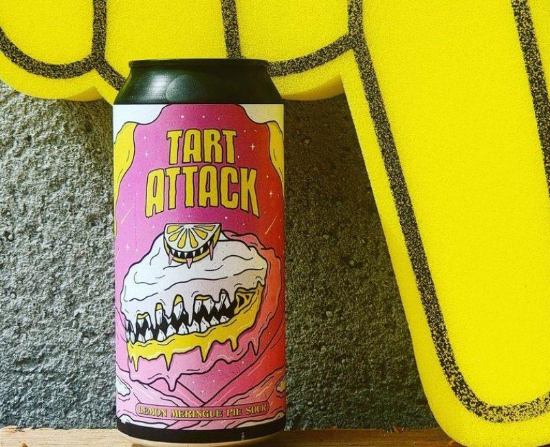 Tart Attack Ice Breaker